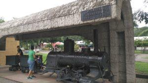 LAS JUNTAS: Primer alumbrado,primer hospital, primer ferrocarril…y un museo poco común