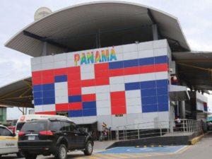 PASO CANOAS.  No es una frontera, es una joya compartida entre ticos y panameños.