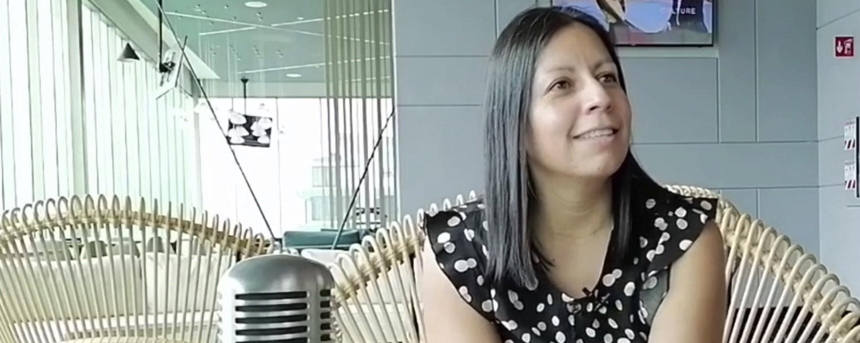 Los Guerrer@s: Olga Rincón – Agencia Maxatho